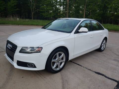 2009 Audi A4 2.0T quattro for sale at Autolika Cars LLC in North Royalton OH