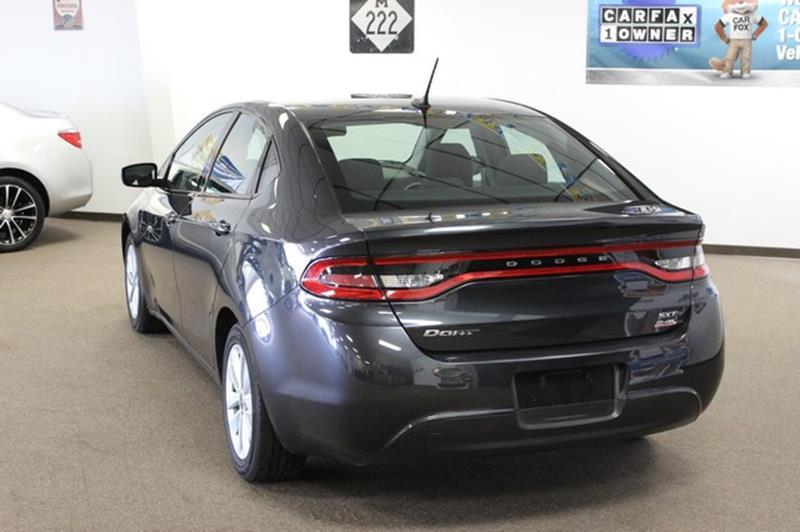2014 Dodge Dart Sxt 4dr Sedan In Lansing Mi Principal Auto Sales Llc