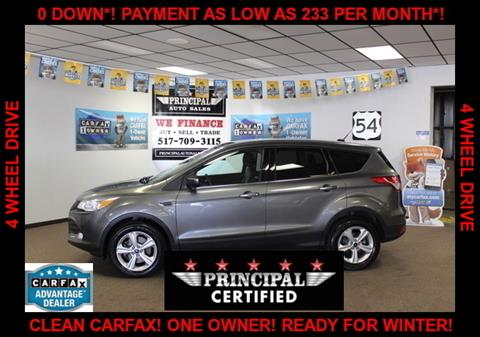 2014 Ford Escape for sale in Lansing, MI