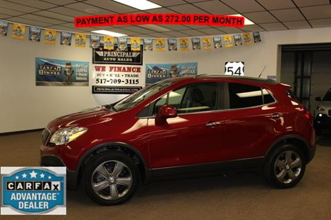 2013 Buick Encore for sale in Lansing, MI