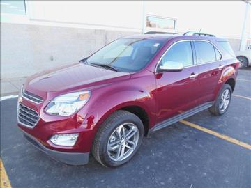 2017 Chevrolet Equinox for sale in Sandusky, MI