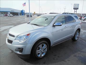 2014 Chevrolet Equinox for sale in Sandusky, MI