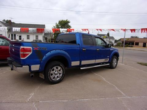 2011 Ford F-150 for sale in Clinton, IA