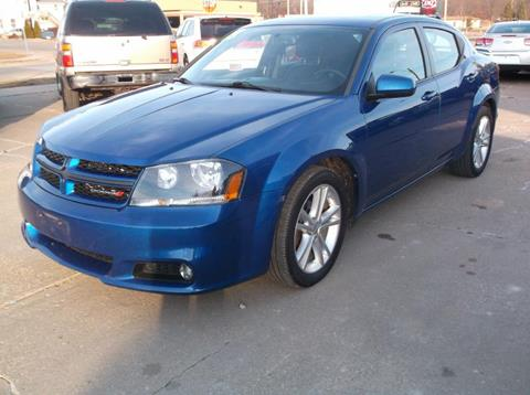 2013 Dodge Avenger for sale in Clinton, IA