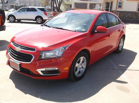 2015 Chevrolet Cruze for sale in Clinton, IA