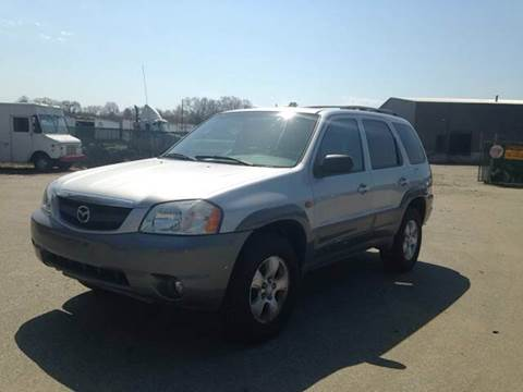 2002 Mazda Tribute for sale in Plainfield, CT