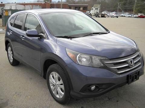2013 Honda CR-V for sale in Plainfield, CT