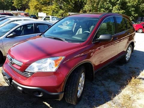 2009 Honda CR-V for sale in Plainfield, CT