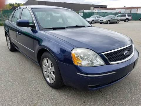 2006 Ford Five Hundred for sale in Plainfield, CT