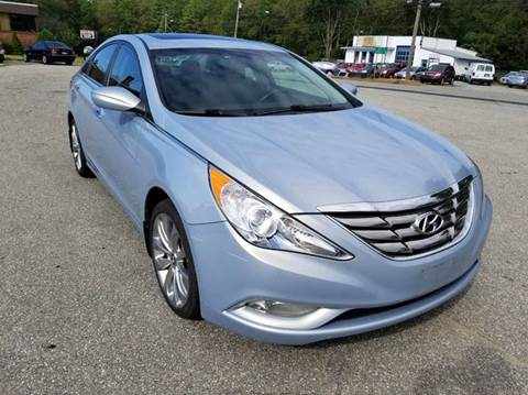 2013 Hyundai Sonata for sale in Plainfield, CT
