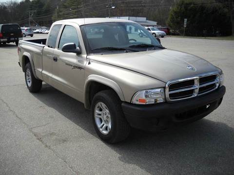 2003 Dodge Dakota for sale in Plainfield, CT