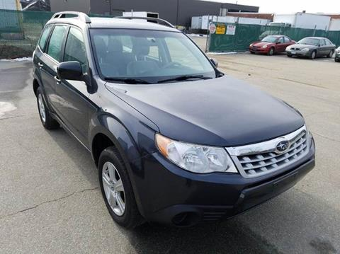 2011 Subaru Forester for sale in Plainfield, CT