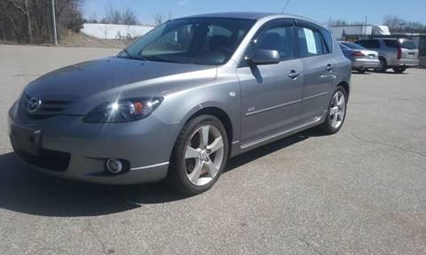 2006 Mazda MAZDA3 for sale in Plainfield, CT