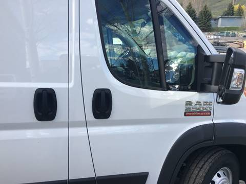 2017 RAM ProMaster Cargo for sale in Jackson, WY
