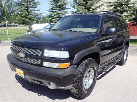 2005 Chevrolet Tahoe for sale in Jackson, WY