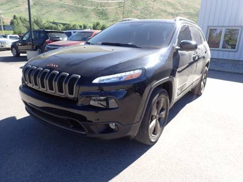 2016 Jeep Cherokee for sale in Jackson, WY
