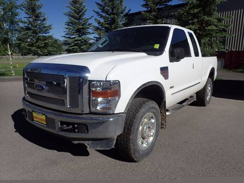 2008 Ford F-350 Super Duty for sale in Jackson, WY