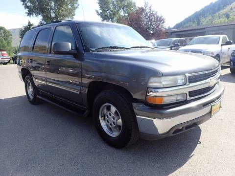 2000 Chevrolet Tahoe for sale in Jackson, WY