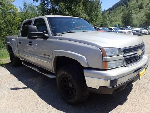 2006 Chevrolet Silverado 1500HD for sale in Jackson, WY