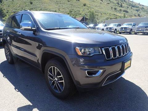 2017 Jeep Grand Cherokee for sale in Jackson, WY