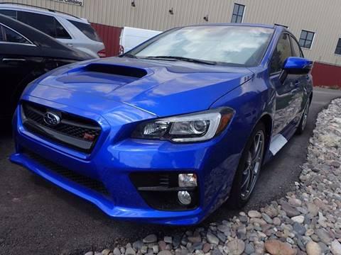 2017 Subaru WRX for sale in Jackson, WY