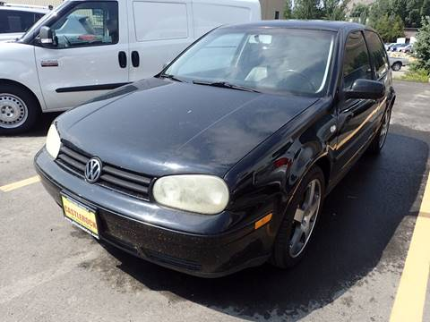 2002 Volkswagen GTI for sale in Jackson, WY