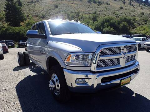 2017 RAM Ram Chassis 3500 for sale in Jackson, WY