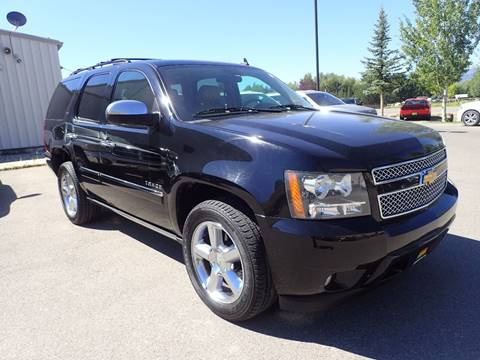 2011 Chevrolet Tahoe for sale in Jackson, WY