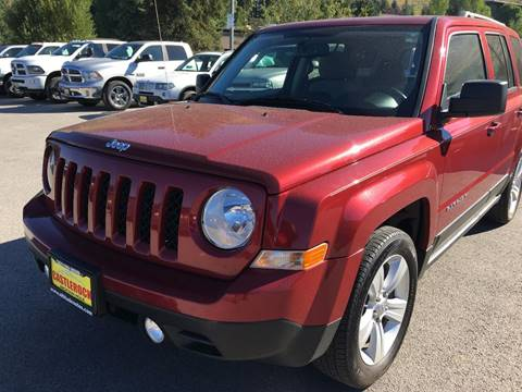 2012 Jeep Patriot for sale in Jackson, WY