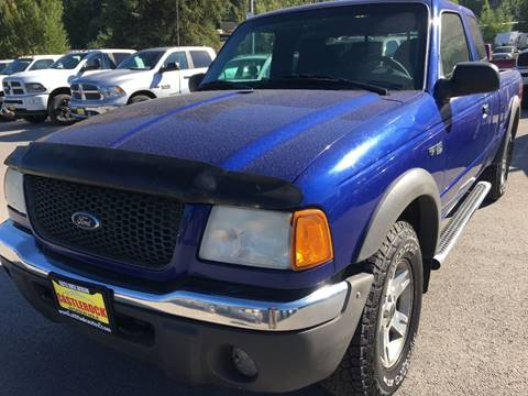 2003 Ford Ranger for sale in Jackson, WY
