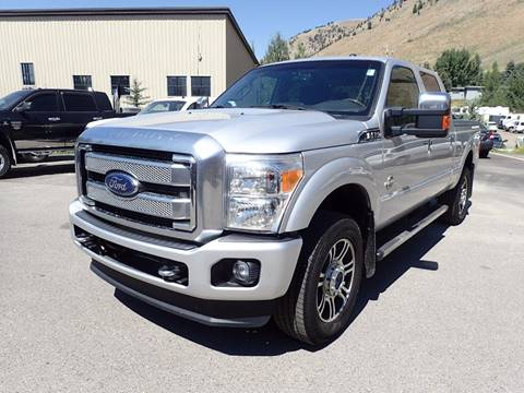 2014 Ford F-350 Super Duty for sale in Jackson, WY