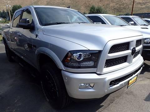 2017 RAM Ram Pickup 3500 for sale in Jackson, WY