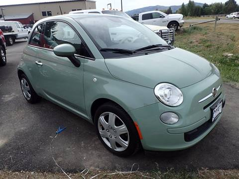 2013 FIAT 500 for sale in Jackson, WY