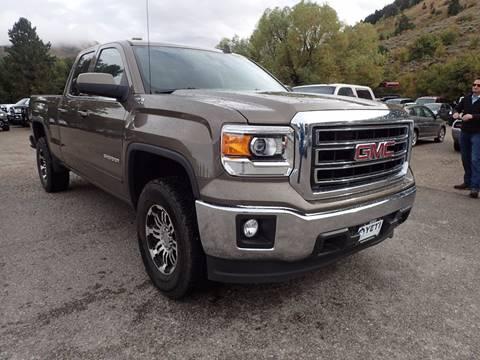 2015 GMC Sierra 1500 for sale in Jackson, WY