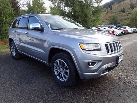 2016 Jeep Grand Cherokee for sale in Jackson, WY