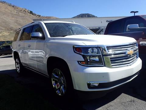 2016 Chevrolet Tahoe for sale in Jackson, WY