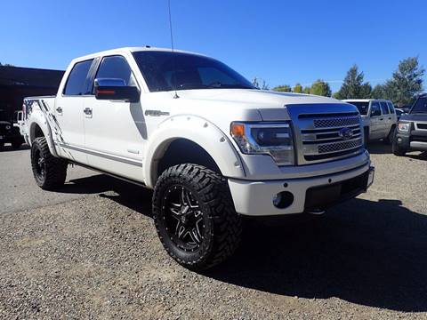 2014 Ford F-150 for sale in Jackson, WY