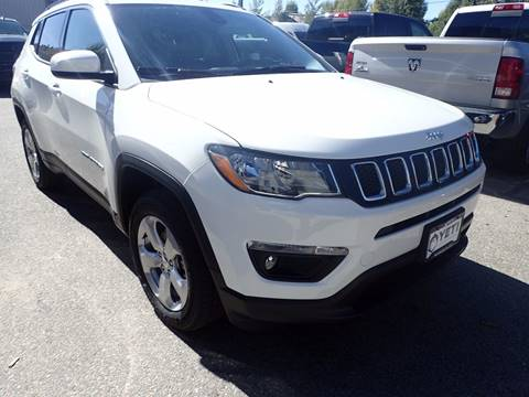 2018 Jeep Compass for sale in Jackson, WY