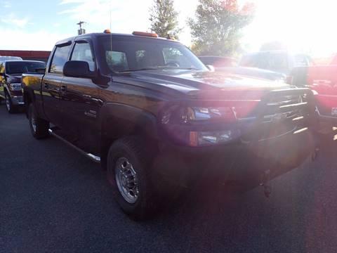 2006 Chevrolet Silverado 2500HD for sale in Jackson, WY