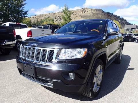 2012 Jeep Grand Cherokee for sale in Jackson, WY