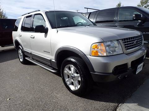 2004 Ford Explorer for sale in Jackson, WY
