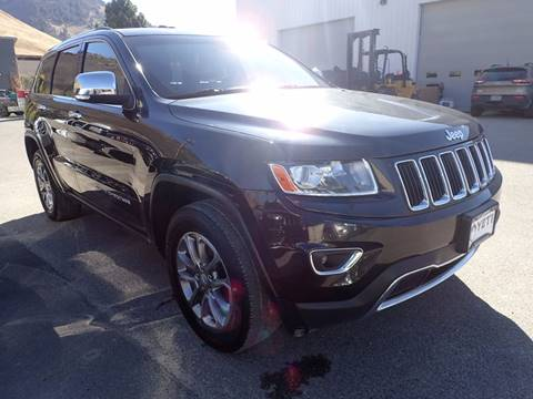 2014 Jeep Grand Cherokee for sale in Jackson, WY