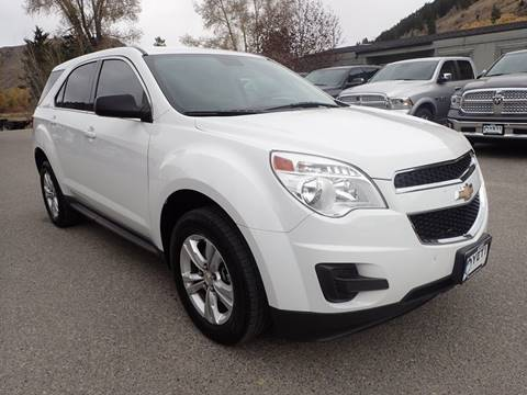 2014 Chevrolet Equinox for sale in Jackson, WY