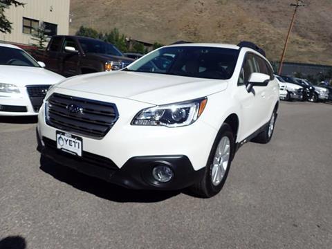 2017 Subaru Outback for sale in Jackson, WY