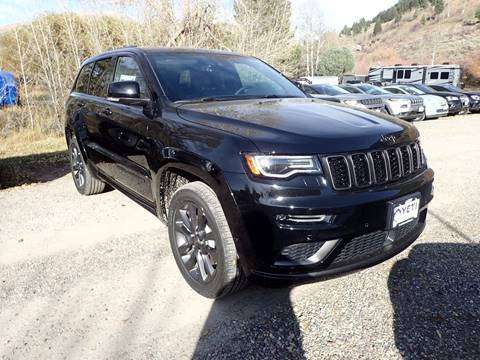 2018 Jeep Grand Cherokee for sale in Jackson, WY