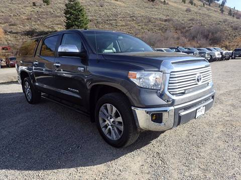 2014 Toyota Tundra for sale in Jackson, WY