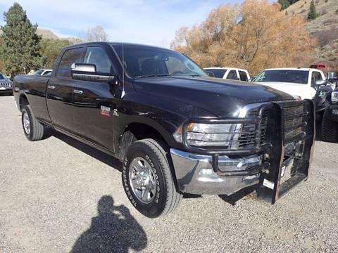 2010 Dodge Ram Pickup 3500 for sale in Jackson, WY