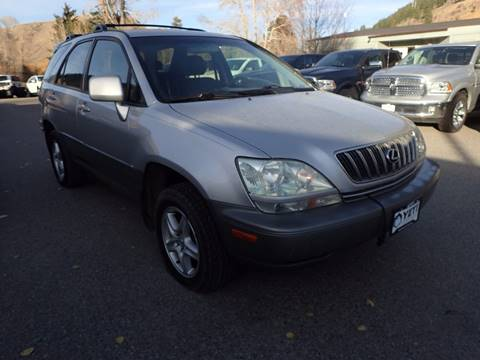 2002 Lexus RX 300 for sale in Jackson, WY