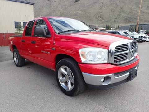 2007 Dodge Ram Pickup 1500 for sale in Jackson, WY