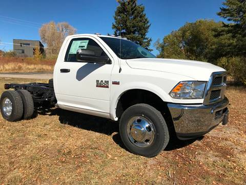 2018 RAM Ram Chassis 3500 for sale in Jackson, WY